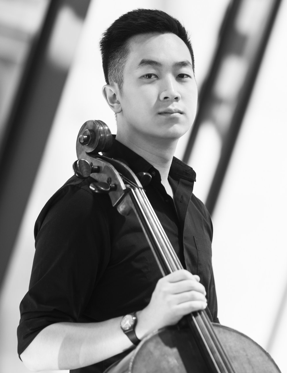 Christopher Mui (Cello)