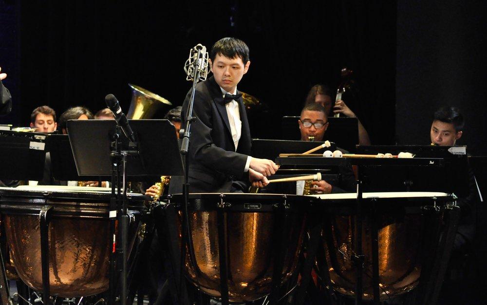 Chen Yang (Percussion)