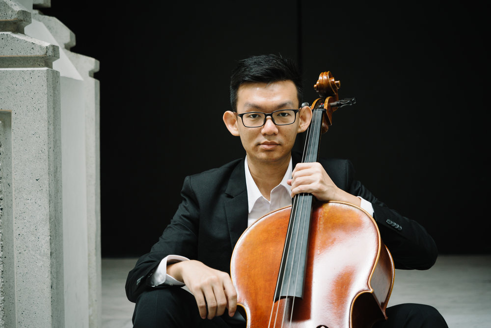 James Ng (Cello)