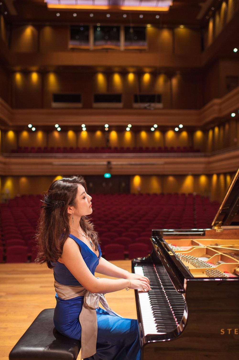 Wang Ji (Piano)