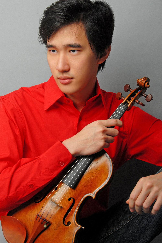 Yang Shuxiang (Violin)