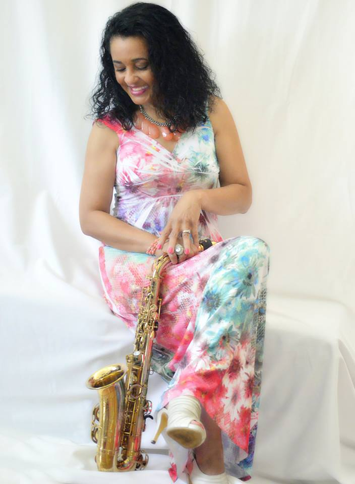 Joyce Spencer - Artist Award Winning Saxophonist, Flutist, Singer, Songwriter, Composer and Recording Artist of Jazz, R&B, Funk/Fusion and Gospel.