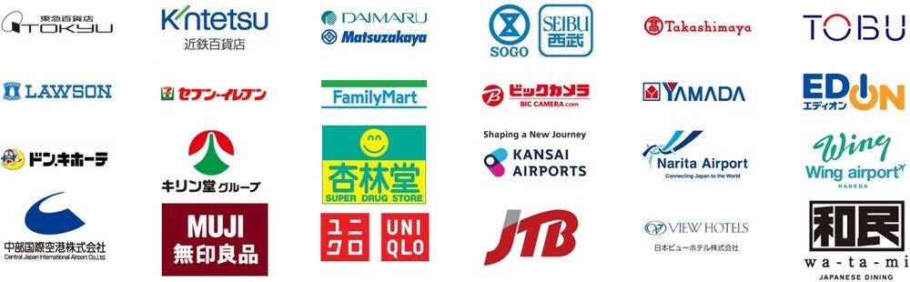 中国人QRコード決済店