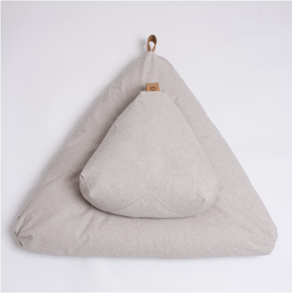 Project full Moonrock meditation cushion set