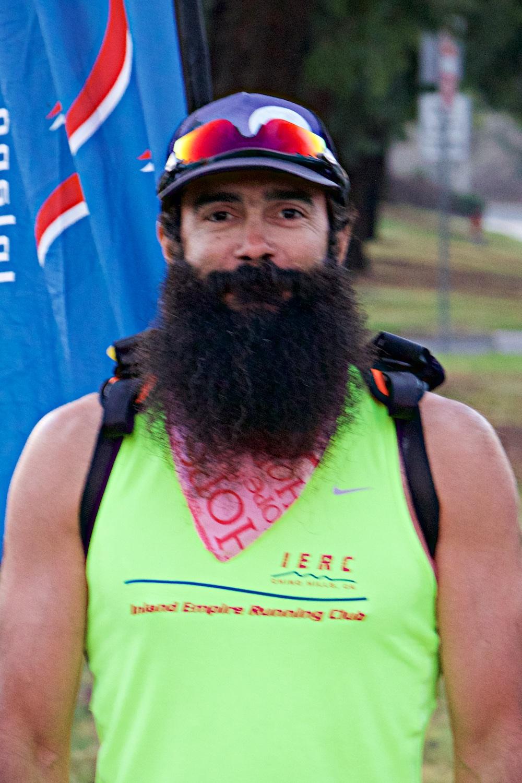Frank Bravo - 8:00/mile race pace9:30/mile aerobic pace