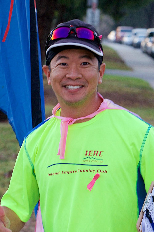 Jeremy Yamada - 9:00/mile race pace10:30/mile aerobic pace
