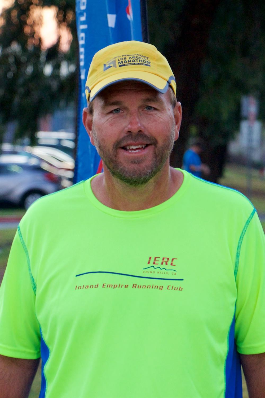 John Heyen - 10:00/mile race pace11:30/mile aerobic pace