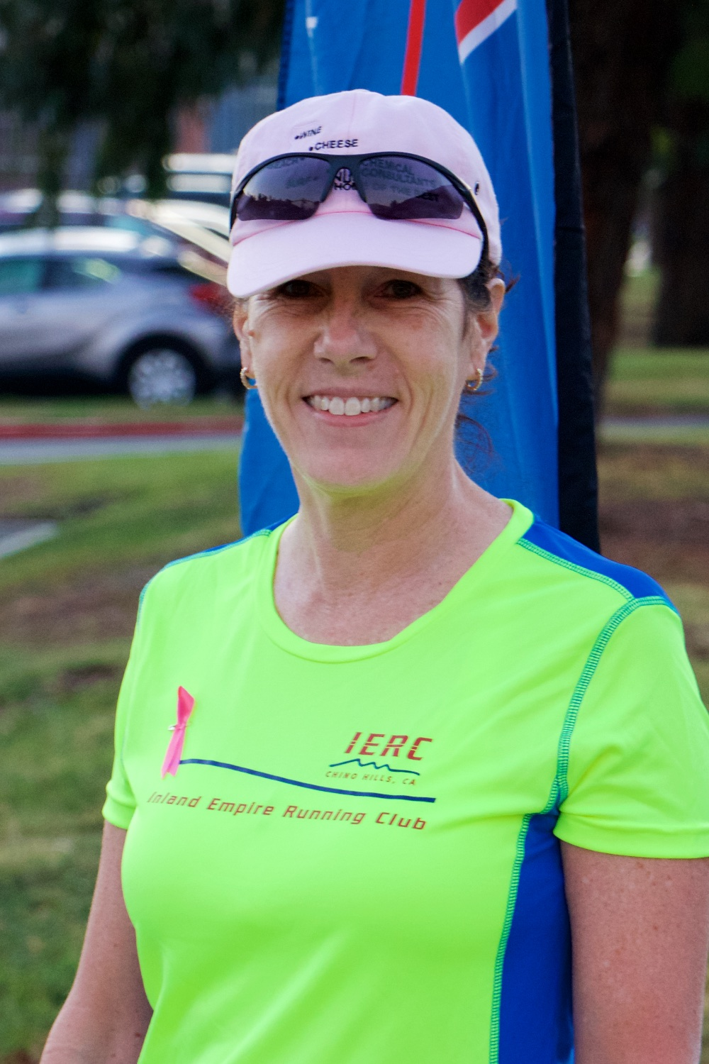Diane Knight - 11:00/mile race pace12:30/mile aerobic pace