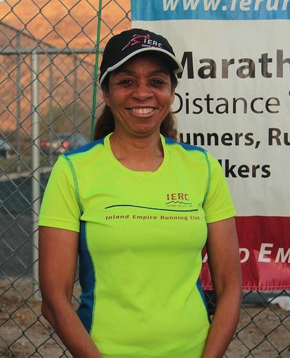 Suzette Douglas - 10:30/mile race pace12:00/mile aerobic pace