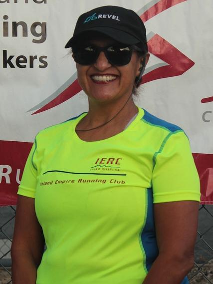 Cathy Lopez - 11:30/mile race pace13:00/mile aerobic pace