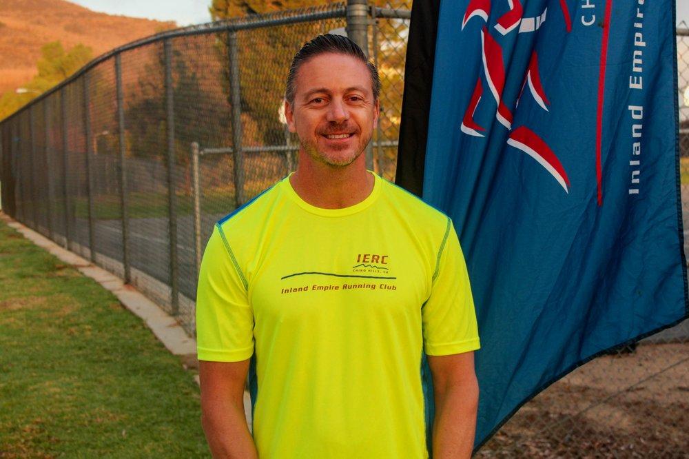 Jeff Gann - 8:00/mile race pace pace9:30/mile aerobic pace