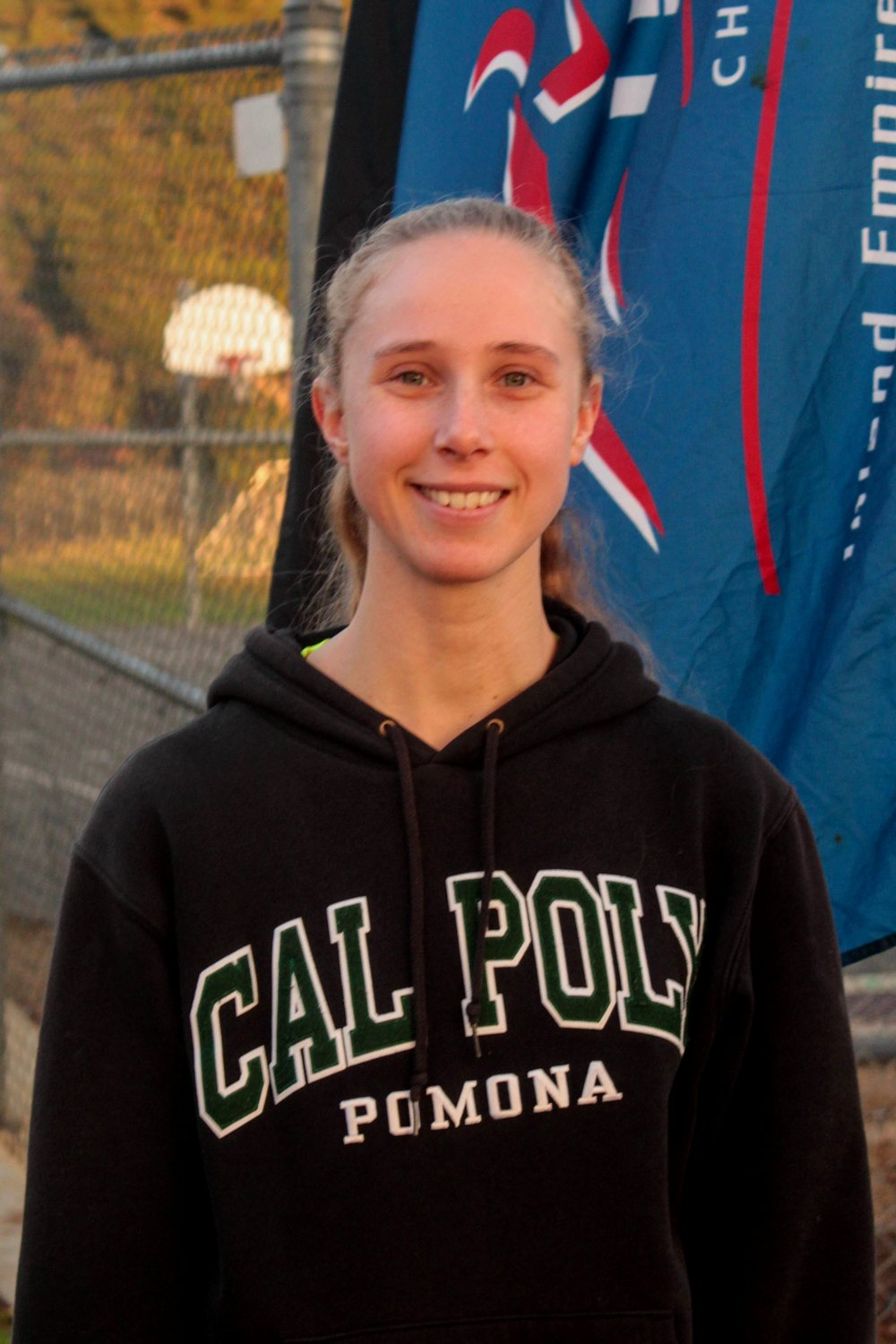 Elise Wunderlich - 11:00/mile race pace12:30/mile aerobic pace