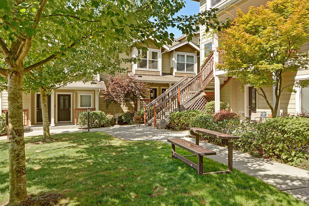 Seward Park Townhome - Sold $392,000