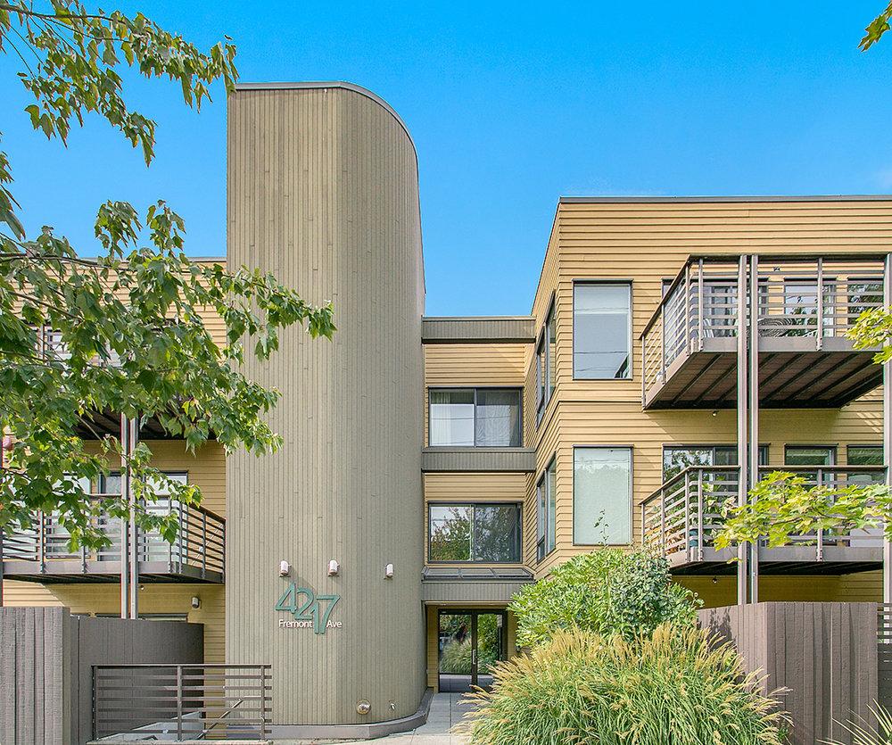Fremont Condo - Sold $785,000