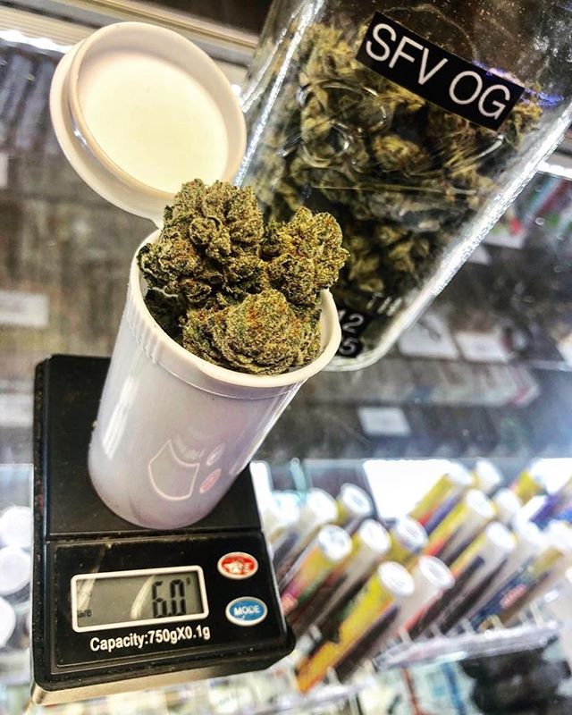 Top of the morning to ya LA! ✨ Come on in to OG Topshop and get a FREE gram on top of your 5 grams or more ALL DAY today or choose ANY of our Daily Deals today 🤘🏼🤪 #dealsondeals #laweed #youshmoke #ishmoke #weallshmoke #dankshit #noboof