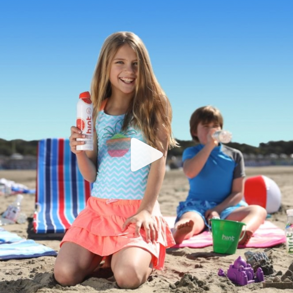 You Are a Good Mom - hint sunscreen commercial   In a week - I was able to create the treatment, pre-production, filming, directing, and post-production tasks to create an ad focusing on selling hint's sunscreen. It's an ad generating substantial sales