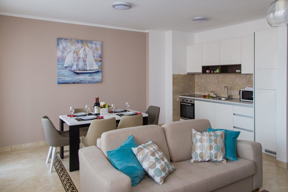 One Bedroom Apartments Aparthotel Anatolia Becici Budva Montenegro Best Hotel Book Now 13.jpg