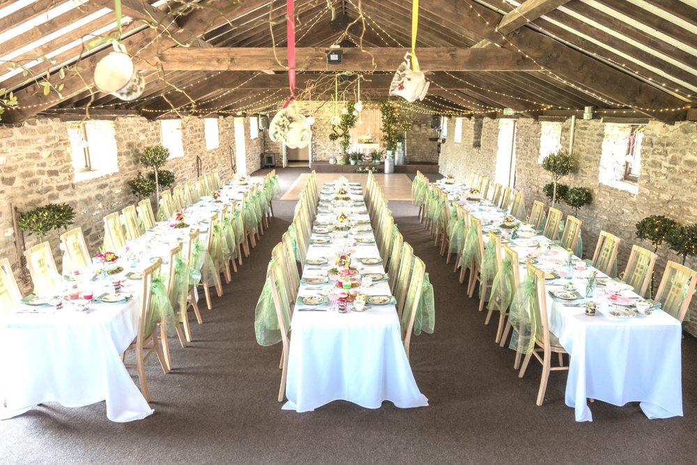 Venues - Featured Supplier - Old Milking Parlour