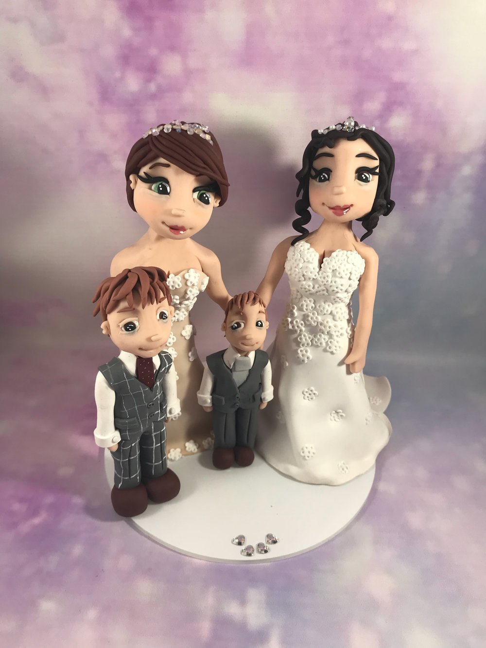 Lucy's Toppers  - Bespoke Keepsake Cake Toppers | UK Shipping