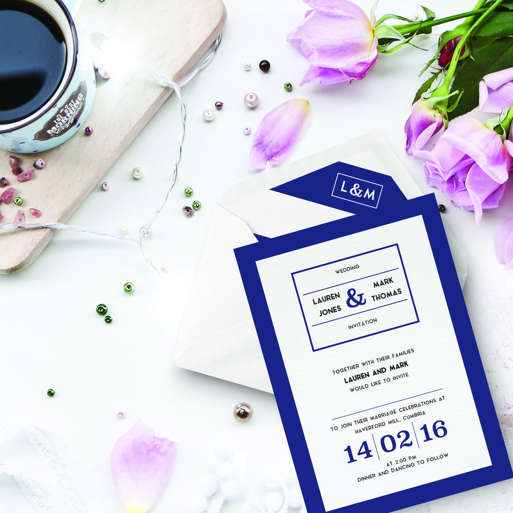 Stationery - Featured Supplier - The Stationery Garden