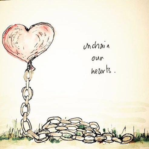 unchain our hearts