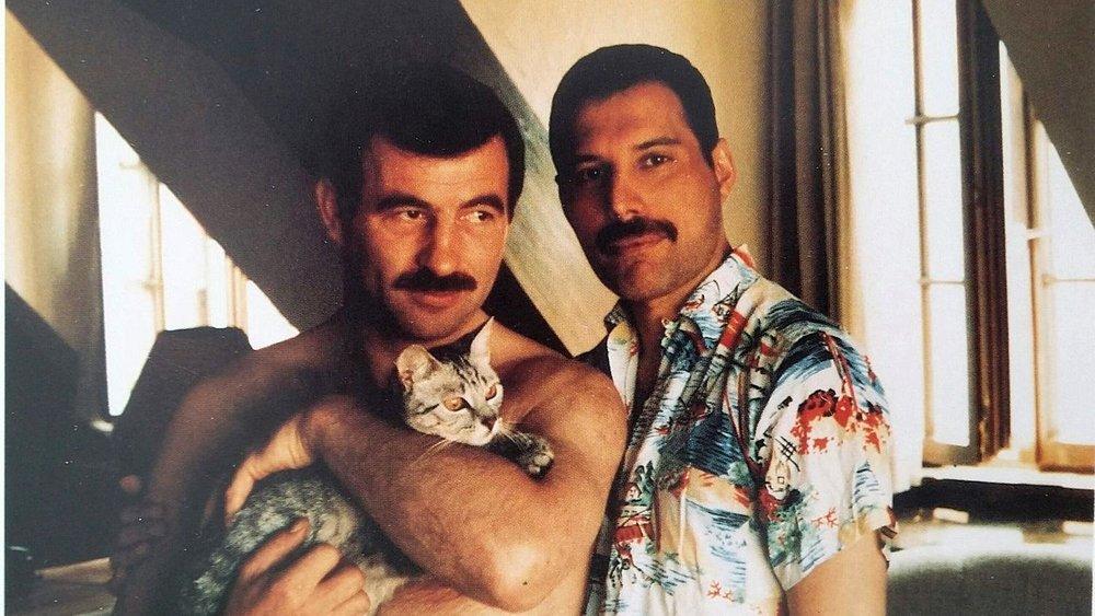 프레디 머큐리와 그의 마지막을 지킨 파트너 짐 허튼, 그리고 도로시