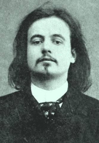 Alfred Jarry.