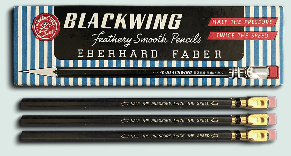 Eberhard Blackwing 602.