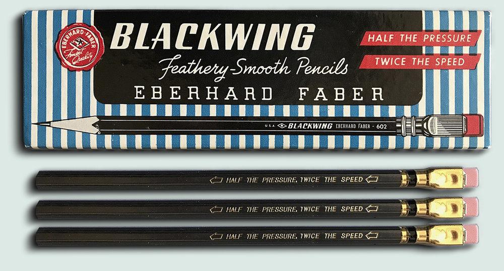 Eberhard Blackwing 602.
