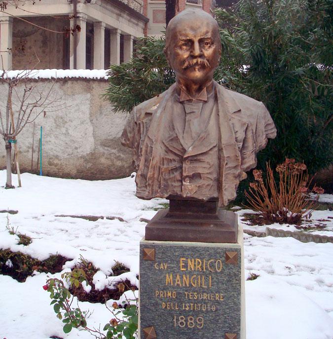 Enrico Mangili.