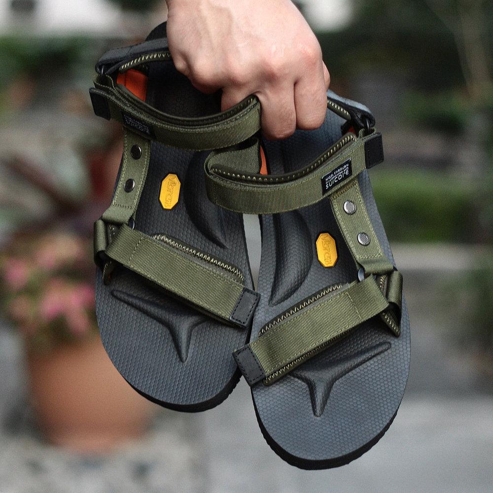 Nigel Cabourn x Suicoke Sandals