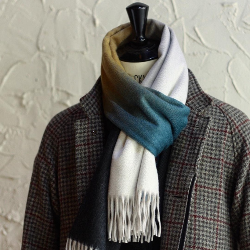 Begg & Co. Cashmere Scarf