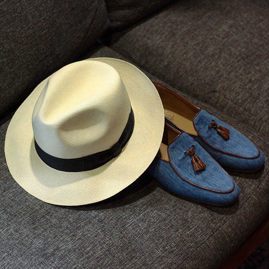Tesi Montecristi Panama Hat