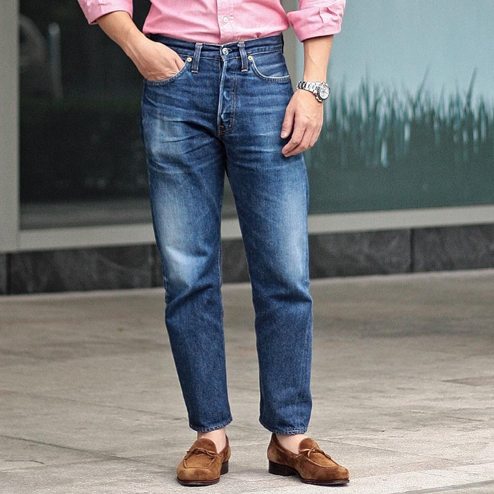 Resolute 710 Jeans