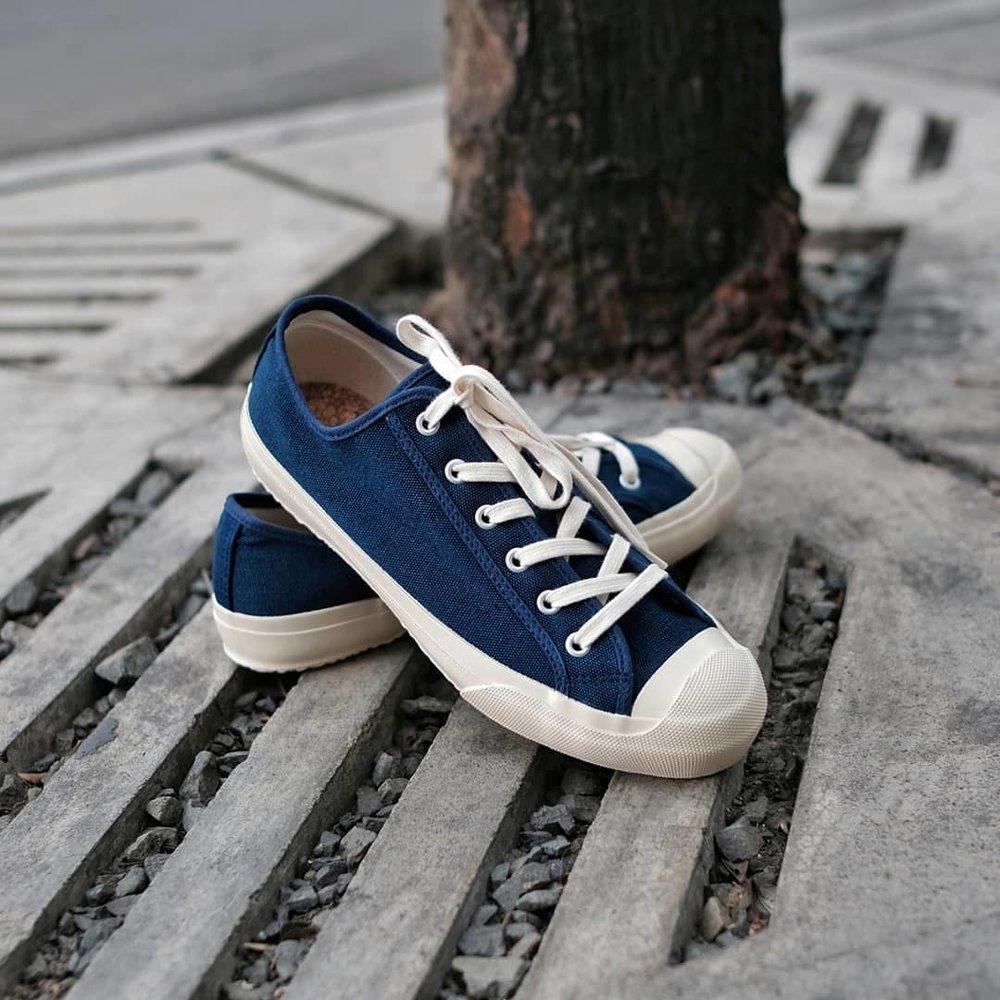 Doek Court Sneakers