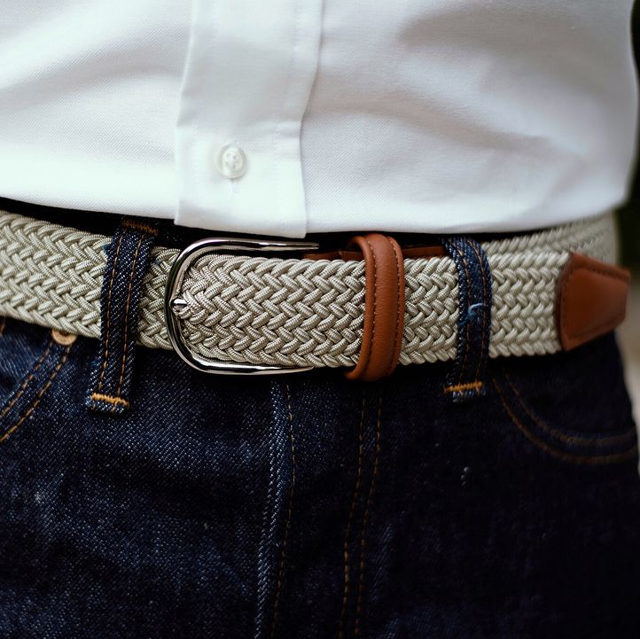 Anderson's Braided Elastic Belt