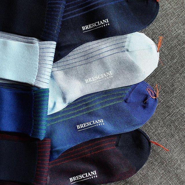Bresciani Over-the-Calf Socks (various)