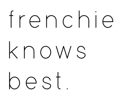 frenchie knows best