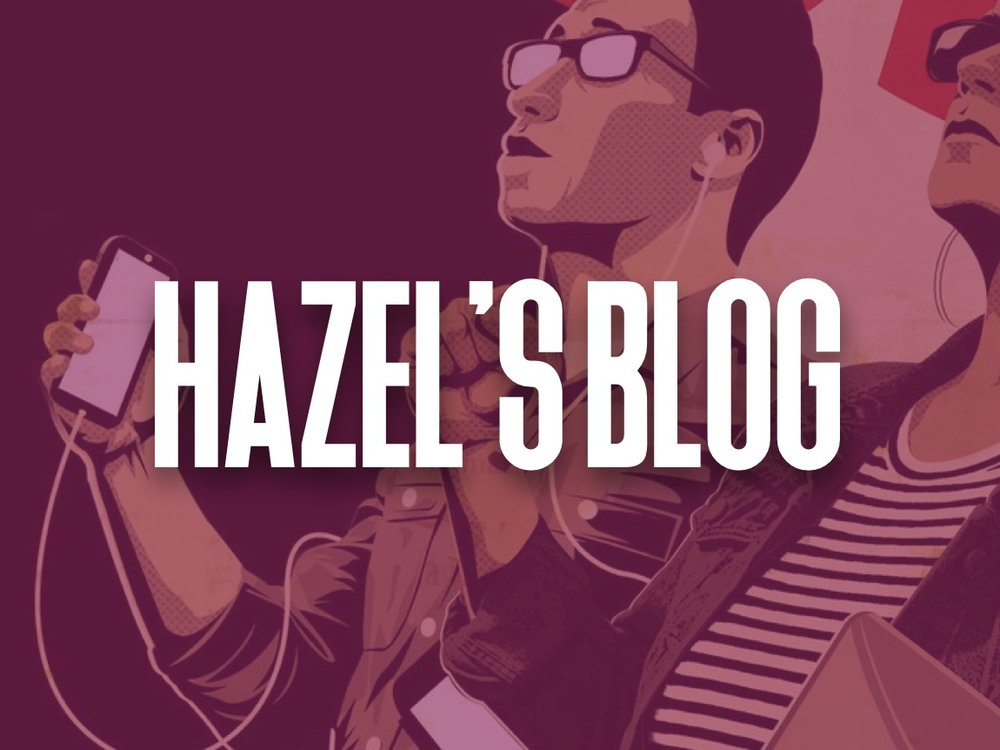HAZEL TIFFANY'S PERSONAL BLOG