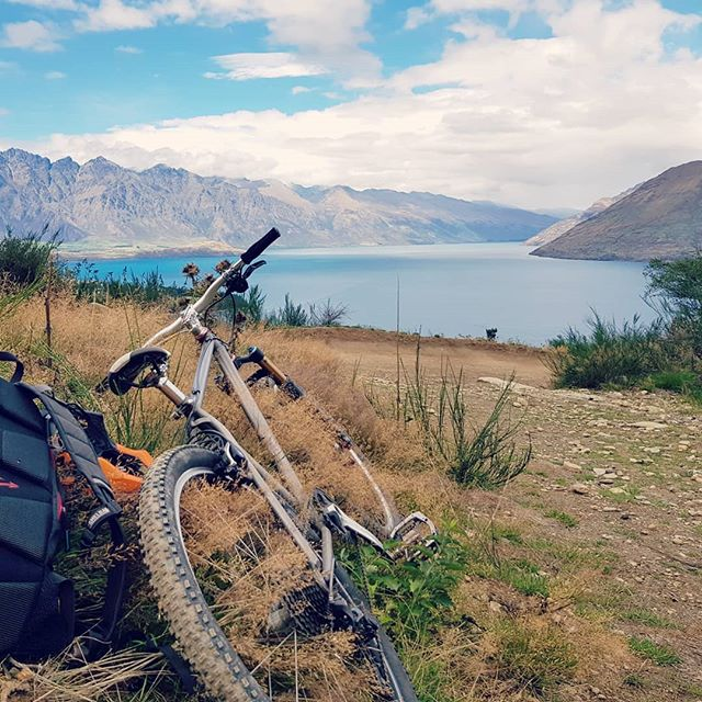 Oh hello Queenstown. Long time no see! :) #mtb #hardtails #26er