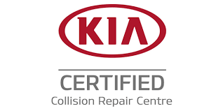 Stroyer brothers is Kia Certified Collision Repair Center