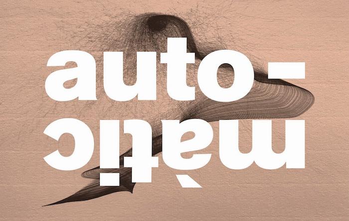 auto-màtic exhibition at the  Arts Santa Mònica centre of Barcelona.