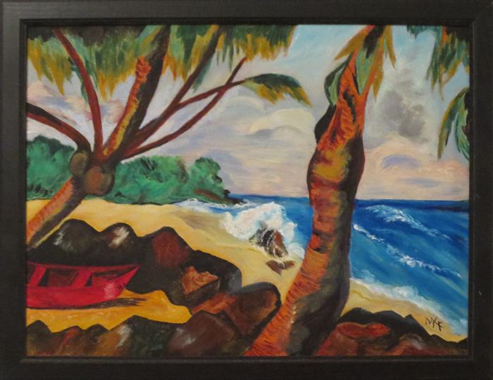 In the Spirit of Gauguin