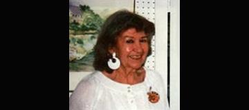 Kathyn Higgins, founder member, Fairfax Art League