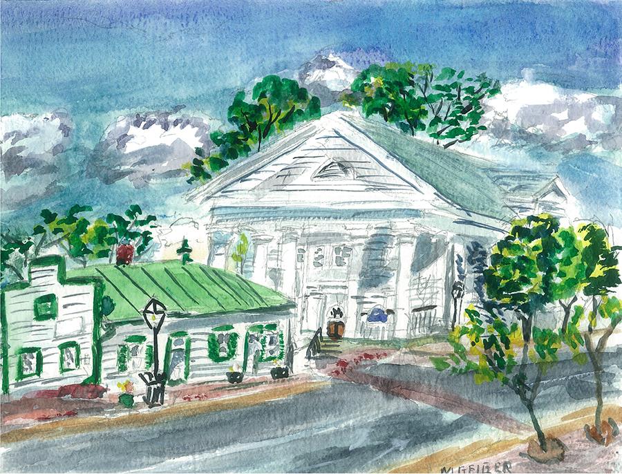 Fairfax Town Hall