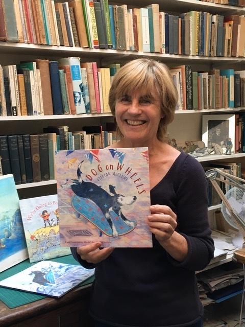 Gillian McClure Author, Children's books