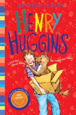 Henry Huggins Series for Beginning-Middle Readers  Just as Henry Huggins is complaining that nothing exciting ever happens, a friendly dog sits down beside him and looks pleadingly at his ice-cream cone. From that moment on, the two are inseparable. But when Ribsy's original owner appears, trying to reclaim his dog, Henry's faced with the possibility of losing his new best friend. Has Klickitat Street seen the last of rambunctious Ribsy?