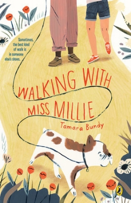 lice is angry at having to move to Rainbow, Georgia—a too small, too hot, dried-up place she's sure will never feel like home. Then she gets put in charge of walking her elderly neighbor's dog. But Clarence won't budge without Miss Millie, so Alice and Miss Millie walk him together.  Strolling with Clarence and Miss Millie quickly becomes the highlight of Alice's day and opens her eyes to all sorts of new things to marvel over. During their walks, they meet a mix of people, and Alice sees that although there are some bullies and phonies, there are plenty of kind folks, too. Miss Millie shares her family's story with Alice, showing her the painful impact segregation has had on their town. And with Miss Millie, Alice is finally able to express her own heartache over why her family had to move there in the first place.  Tamara Bundy's beautifully written debut celebrates the wonder and power of friendship: how it can be found when we least expect it and make any place a home.  Releases July 3