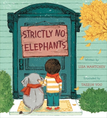 Today is Pet Club day. There will be cats and dogs and fish, but  strictly no elephants  are allowed. The Pet Club doesn't understand that pets come in all shapes and sizes, just like friends. Now it is time for a boy and his tiny pet elephant to show them what it means to be a true friend.