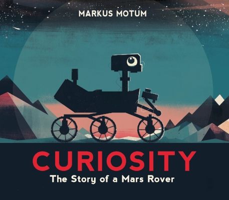 On August 6, 2012, the rover  Curiosity  touched down on the rocky surface of Mars — and now she's ready to guide you through her journey firsthand. From idea to creation and beyond, this fact-filled, stylish book introduces readers to  Curiosity  and her mission: to discover more about the red planet and search for evidence of life. How did  Curiosity  get her name? What tools does she use to carry out her tasks? In her own voice, the popular NASA rover tells how and why she traveled more than 350,000,000 miles to explore a planet no human has ever visited . . . and what she's been doing there.